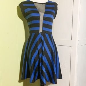 Mendocino Fit and Flare Dress